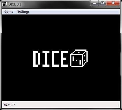DICE download | SourceForge net