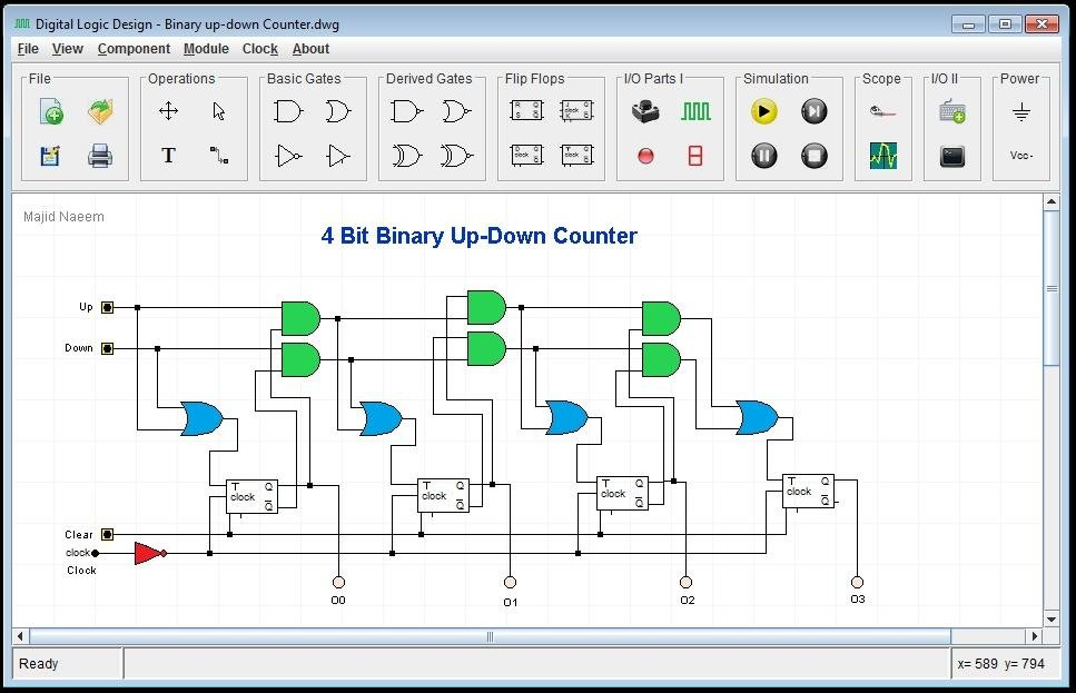 Logical Circuit Design - Wiring Diagram For Light Switch •
