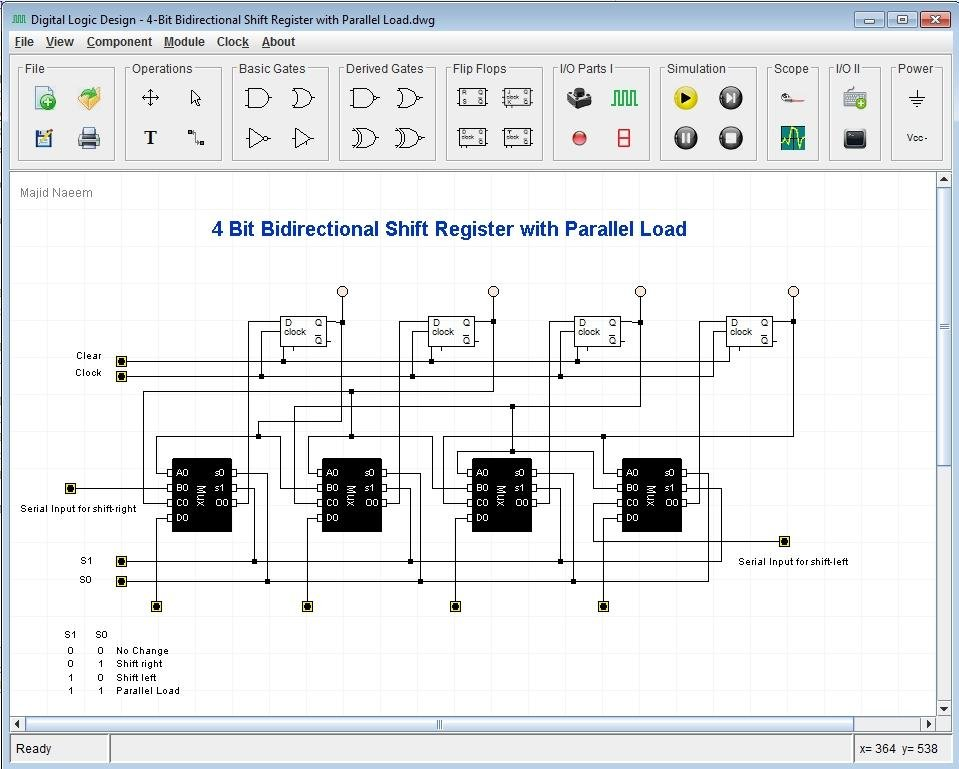 Logic Gate Circuit Simulator Free Download - Wiring Diagram •