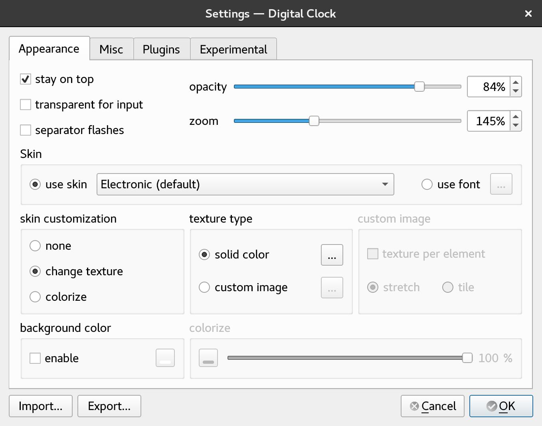 Digital Clock 4 download   SourceForge net