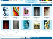 Image Thumbnails in Thumbnail View