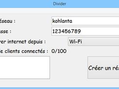 Wi-Fi Divider download | SourceForge net
