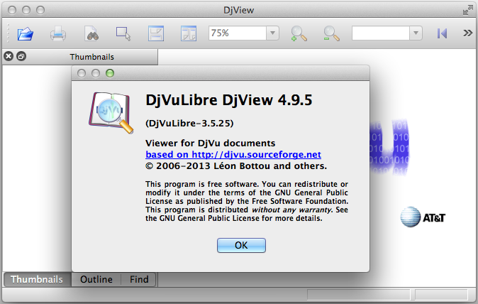 Djview mac