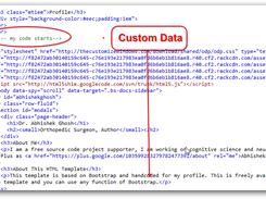 DMOZ Editor Custom Profile download   SourceForge net
