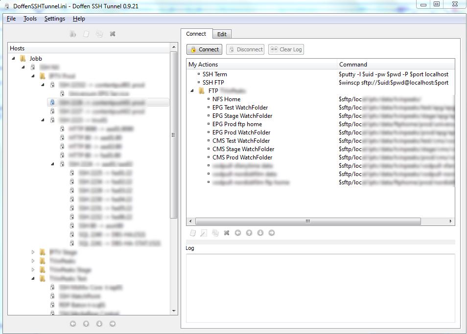 Doffen SSH Tunnel download | SourceForge net