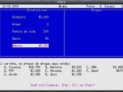 Linux console-mode client; Single-player mode (Brazilian)