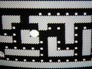 "This is a screen shot of ""pacman.byc"" running on Drake 2-TV."