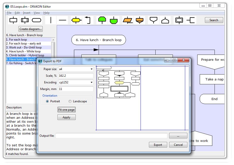 Drakon editor download sourceforge drakon editor on windows 7 export to pdf dialog ccuart Gallery