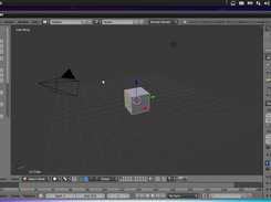Blender 2.6 on DreamStudio