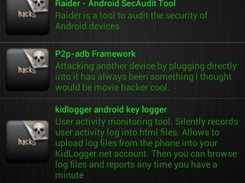 Droid Pentest download | SourceForge net