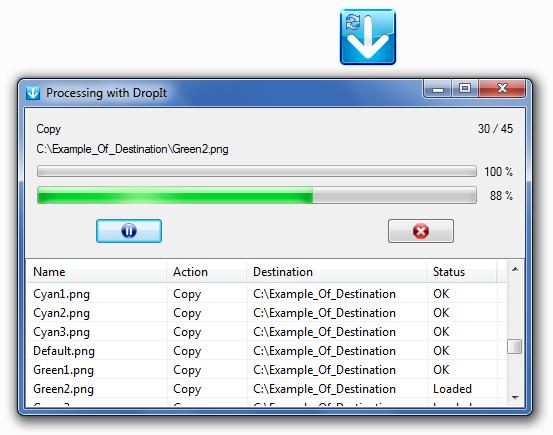 DropIt download | SourceForge net