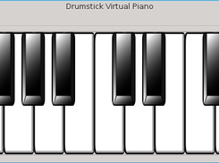 Simple Virtual Piano