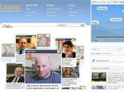 Leadel.net the popular social networking website with drupal