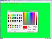 DTelnet Colors your preferences