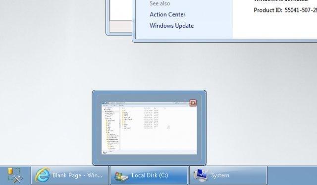 multi monitor taskbar windows 7 free