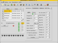Yamaha DX7-II synth manager download | SourceForge net