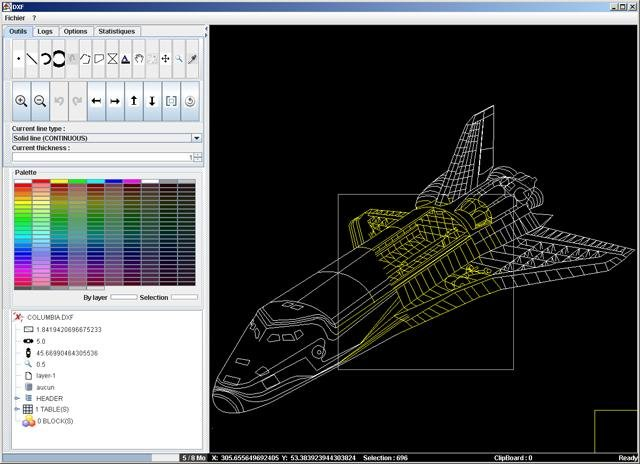 DXF download   SourceForge net