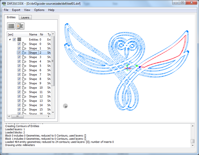 dxf2gcode download | SourceForge net