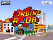 Finding a Job game