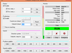 The EasyDrive tool screenshot