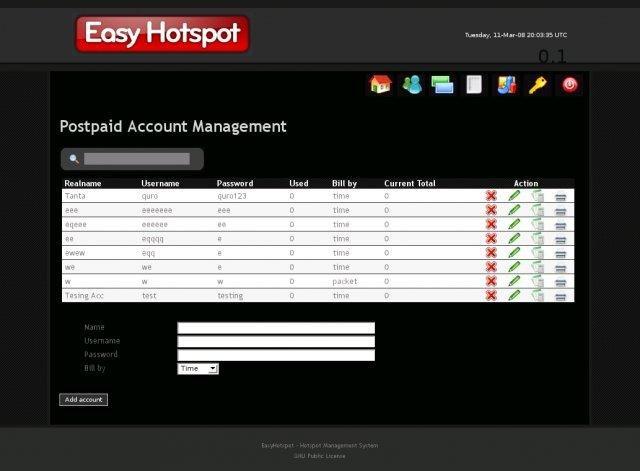 EasyHotspot download | SourceForge net