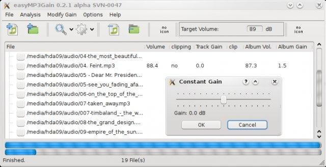easy mp3gain download