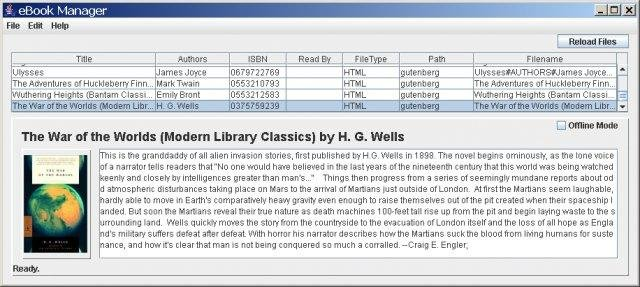 Ekitaab ebook catalog manager software download sourceforge main screen fandeluxe Choice Image