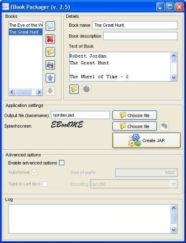 Ebook Jar File
