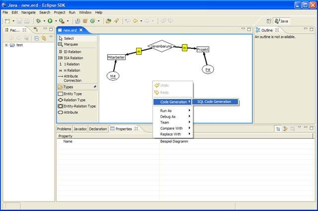 Er Diagram Editor For Eclipse Download