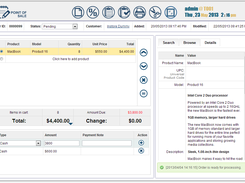 opencart POS (point of sale) STD Demo download | SourceForge net