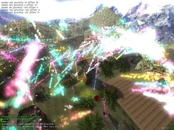 ~500 test projectiles flying around 26/06/09