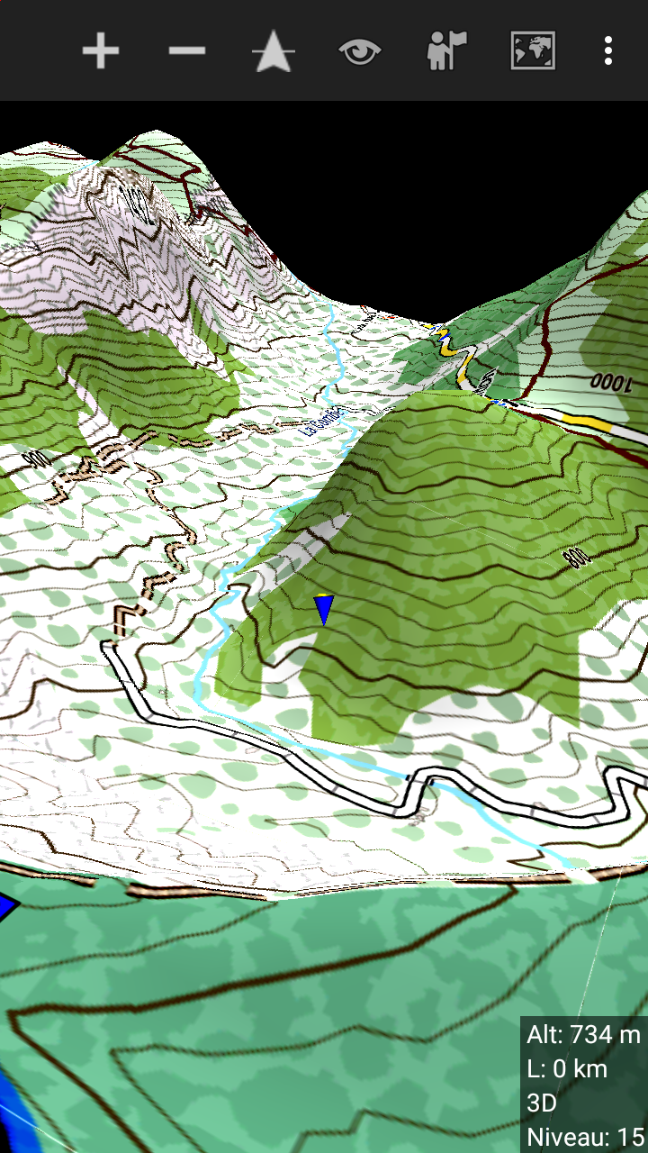 3d Map Of Africa Project.Elevmaps Download Sourceforge Net