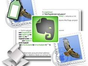 Integration of Apple Mail, MailTags and Evernote