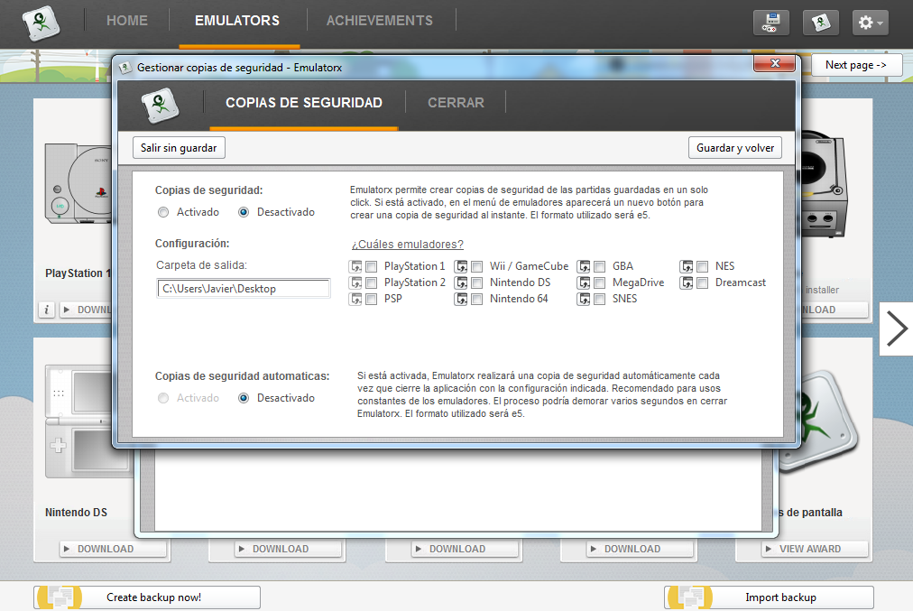 Emulatorx download | SourceForge net