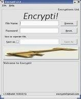 Encrypti in Linux