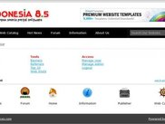 Admin Panel eNdonesia 8.5