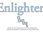 The Official Enlighten OS Background