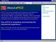 About ePICE Page