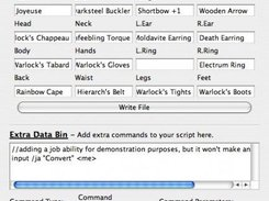 Equipmant Equipment Macro Manager download   SourceForge net