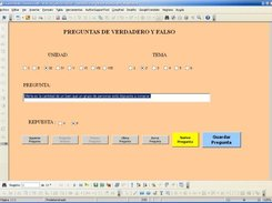 T or F Question (Pregunta de V o F) -Dicotomic-