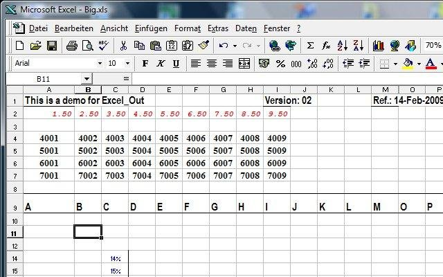 Use Excel with earlier versions of Excel
