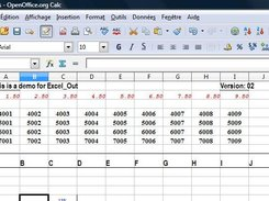 Excel_Out_Test -> Big.xls -> OpenOffice 3.0
