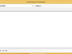 ExcelViewer (Freeware) download | SourceForge net