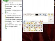 XMSN CHAT WINDOWS