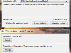 EXP Soundboard download | SourceForge net