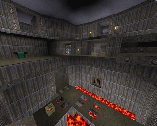 Quakespasm Screenshot