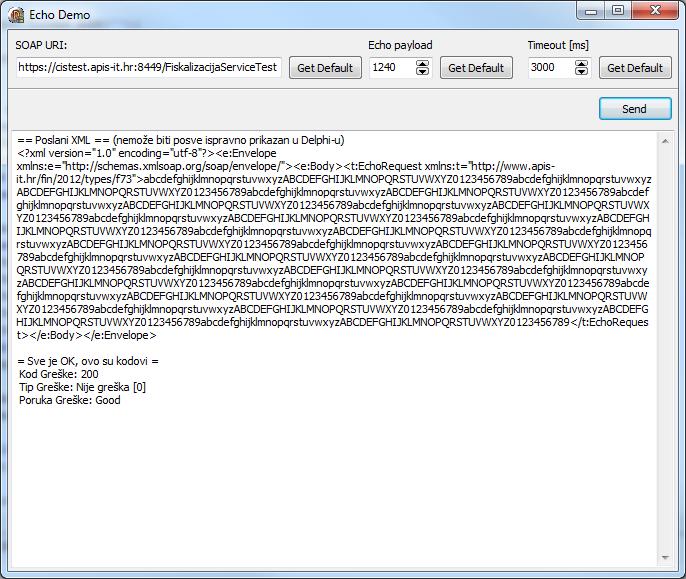 Fiskalizacija za Delphi download   SourceForge net