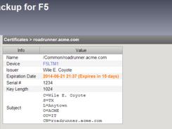 Config Backup for F5 download | SourceForge net