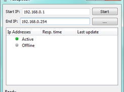 Fast Ip Scanner download | SourceForge net