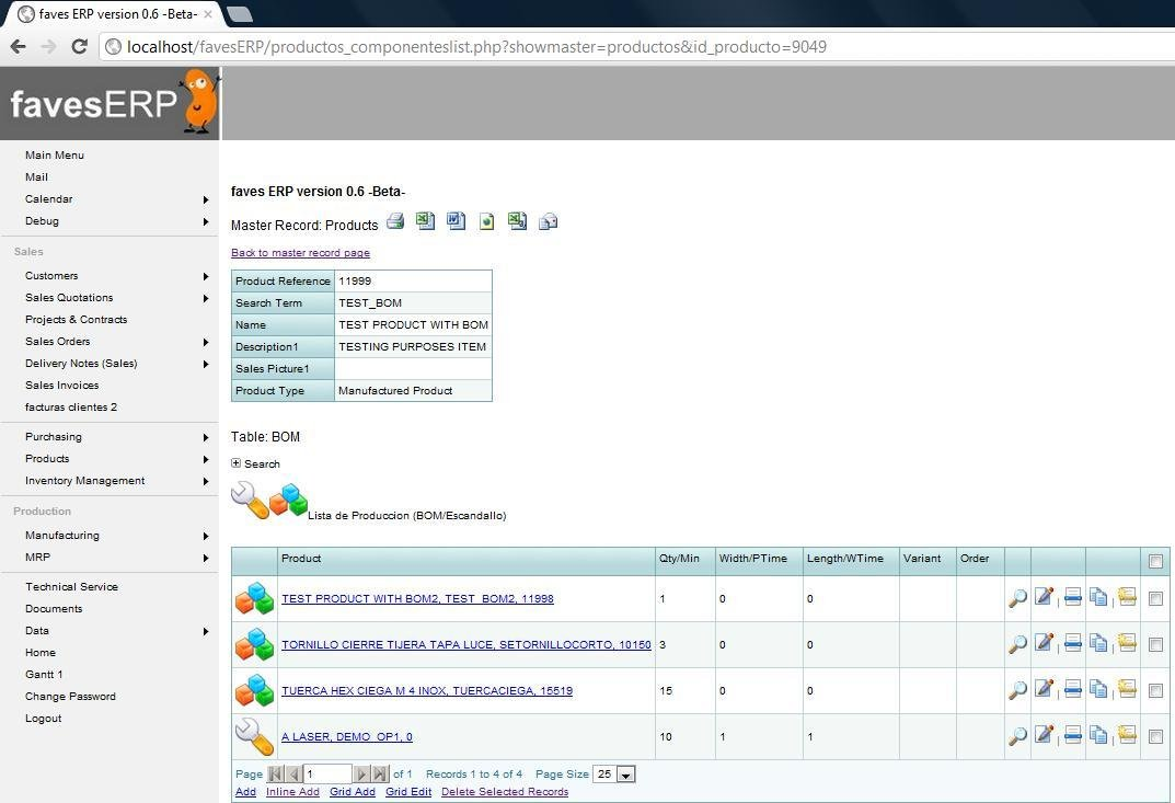 faves-ERP Manufacturing download   SourceForge net